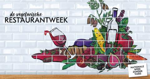 Waanzinnige Vegetarische Restaurantweek 1