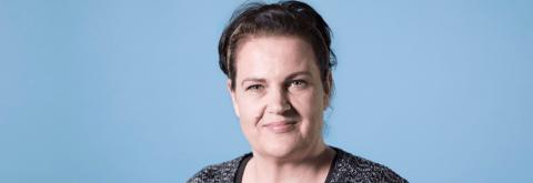 Ervaringsdeskundige Paola Buitenlaar