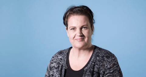 Paola Buitelaar, ervaringsdeskundig beleidsadviseur