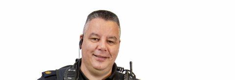 Alberto de Jezus, Senior Gebiedsgebonden Politiezorg bij Politie Hart van Brabant.