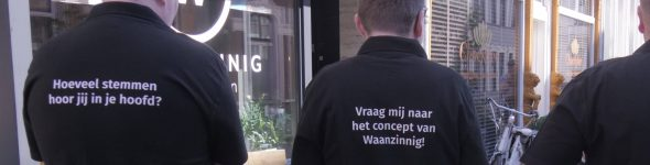 Leer-werkcoach restaurant Waanzinnig (zwangerschapsvervanging mét evt. verlenging)